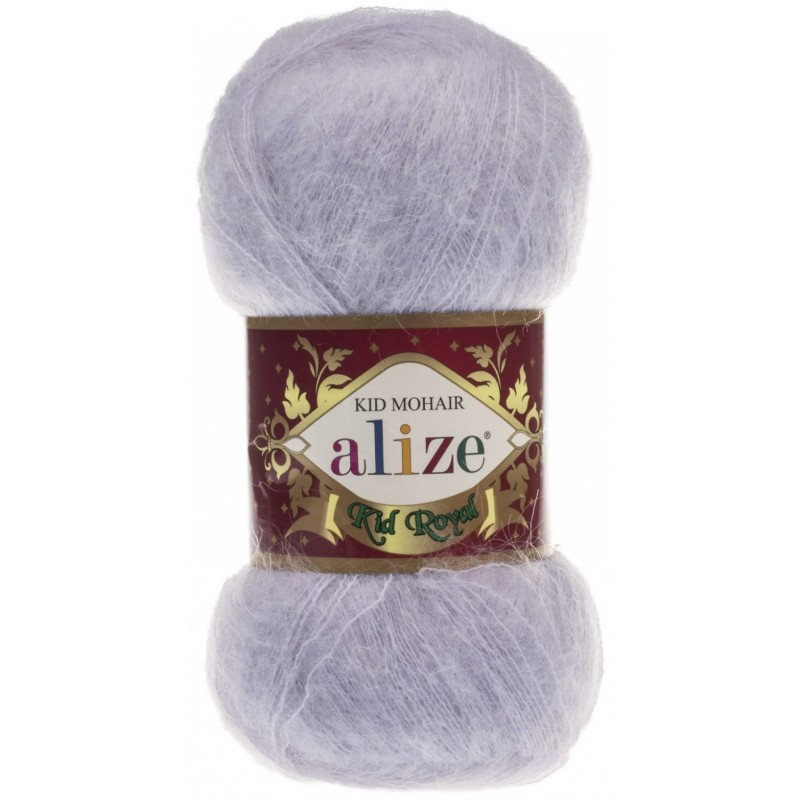Alize Kid Royal Mohair №224 Зимнее небо