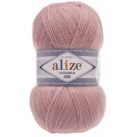 Alize Lanagold 800 №161 Пудра